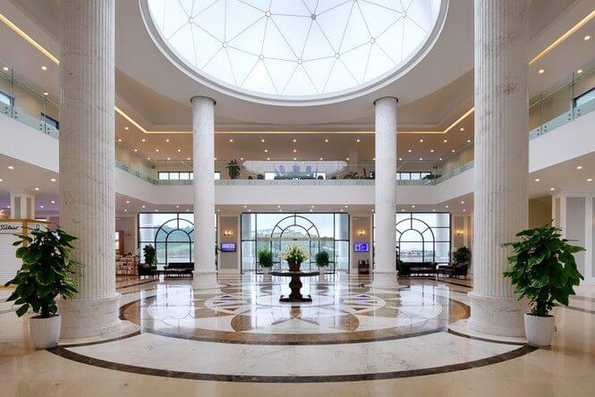 Vật liệu đá marble nâng tầm đẳng cấp của những công trình tuyệt đỉnh